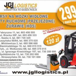 Kurs wózki widłowe Gliwice i Pyskowice
