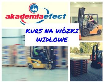 Kurs na wózek widłowy Katowice